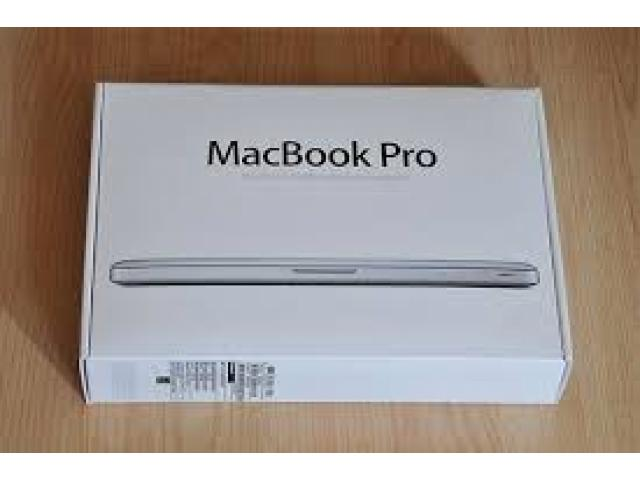 Apple MacBook Pro core i7 2.80 GHZ 15'' 16GB RAM 256GB SSD