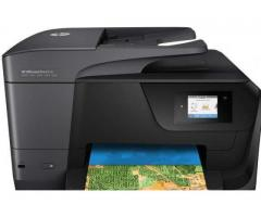 HP Office Jet 8710 Multifonction Couleur Wi-Fi