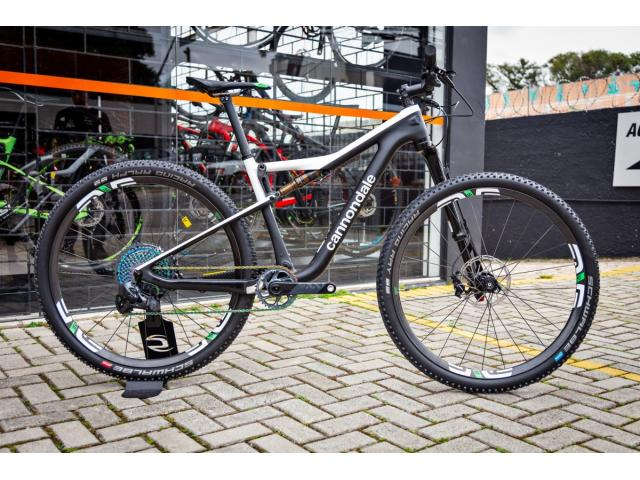 2020 CANNONDALE SCALPEL SI HI-MOD WORLD CUP