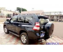 Toyota Land Cruiser TXL