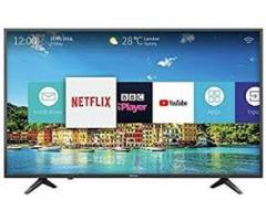 "Smart tv led 43"" hisense"