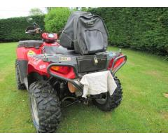 QUAD POLARIS SPORTMAN550