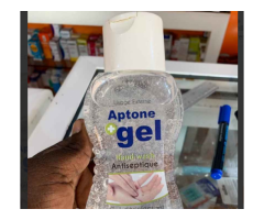 Gel antiseptique